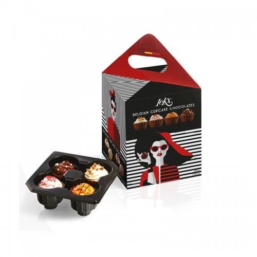 Ickx - 12 Cupcakes assortite