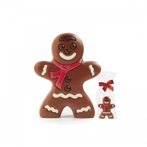 Ickx - Omini di Natale in sacchettini regalo