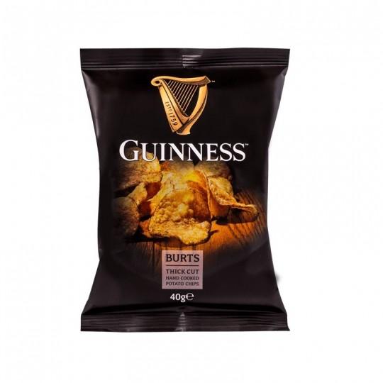 Burts – Patatine artigianali alla birra Guinness