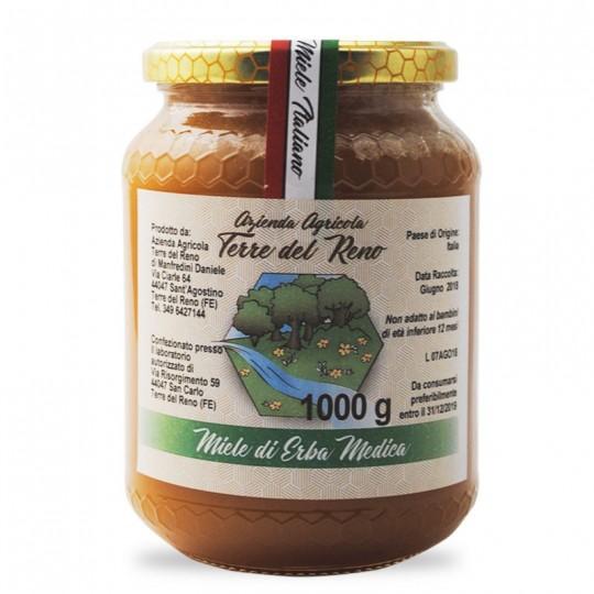 Azienda Agricola Terre del Reno - Miele di erba medica 1kg