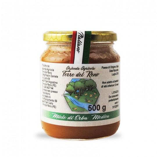 Azienda Agricola Terre del Reno - Miele di erba medica 1/2kg