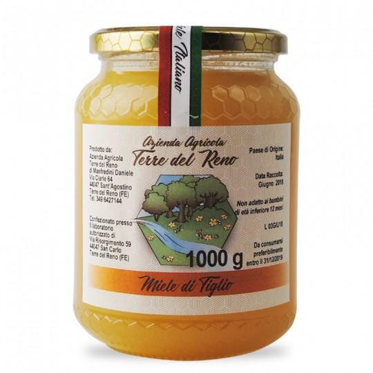 Azienda Agricola Terre del Reno - Miele di tiglio 1kg