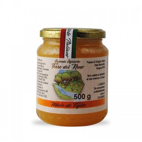 Azienda Agricola Terre del Reno - Miele di tiglio 500g