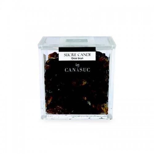Canasuc - Cristalli di zucchero candito bruno