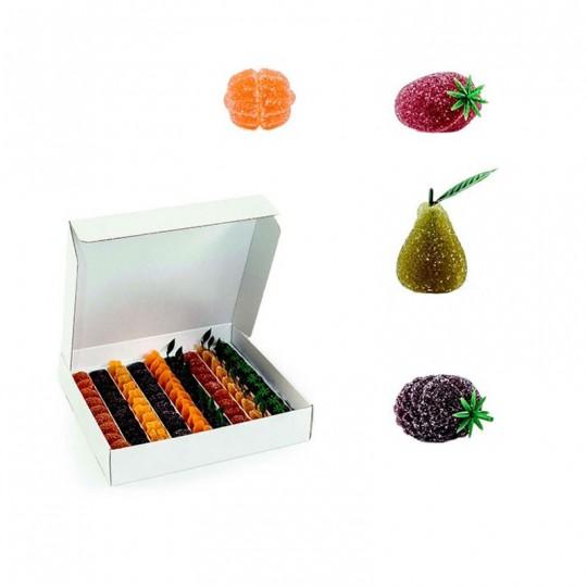 Confidas - Caramelle Frutta intera assortita sfuso