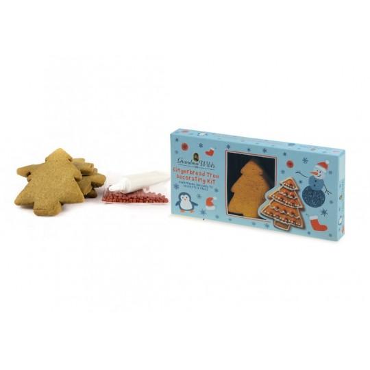 Grandma Wild's - Kit Decorazione Biscotti di Natale