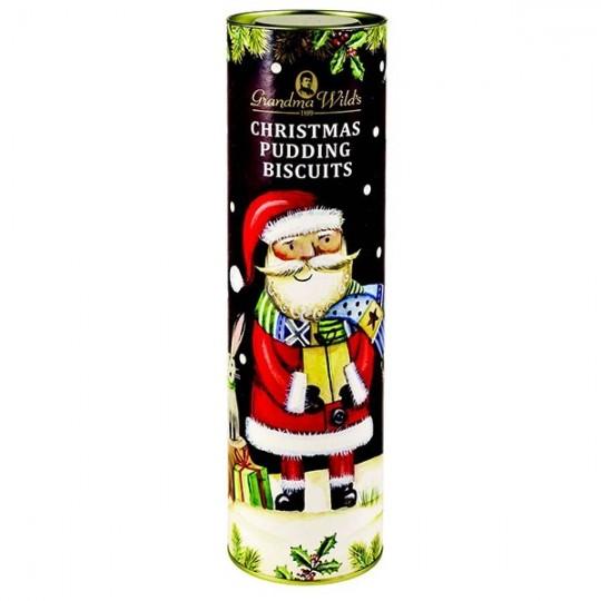Grandma – Tubo Christmas Pudding