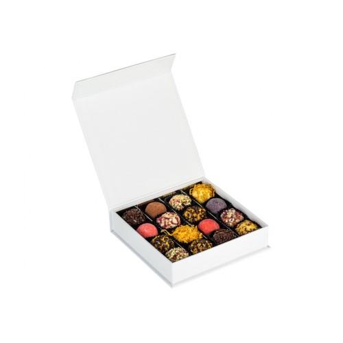 Chapter Chocolate - Flower Collection da 16 Maxi Tartufi
