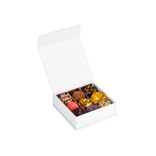 Chapter Chocolate - Flower Collection da 9 Maxi Tartufi