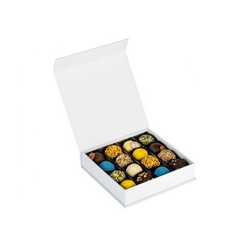 Chapter Chocolate - Wine & Spirits Collection da 16 Maxi Tartufi