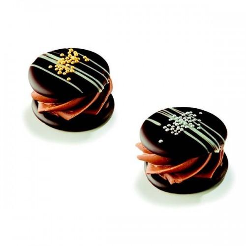 Ickx - Mini Choco Waffel