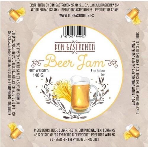 Don Gastronom - Confettura alla Birra Artigianale