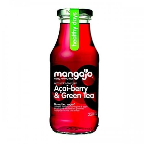 Mangajo - Tè verde e bacche di Acai