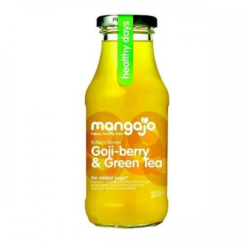 Mangajo - Tè verde e bacche di Goji