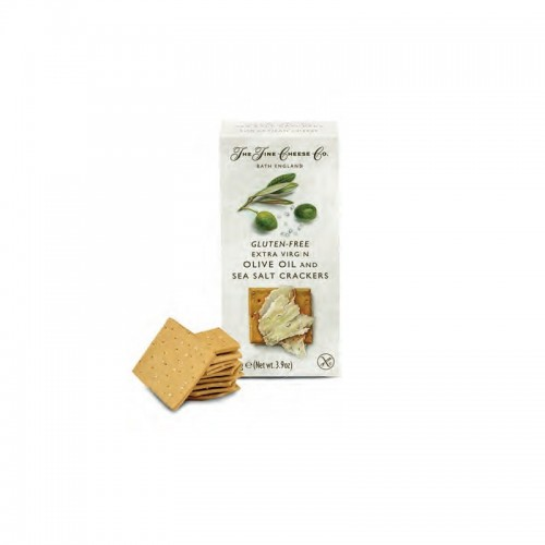 The Fine Cheese Co. - Cracker Olio d'Oliva e Sale
