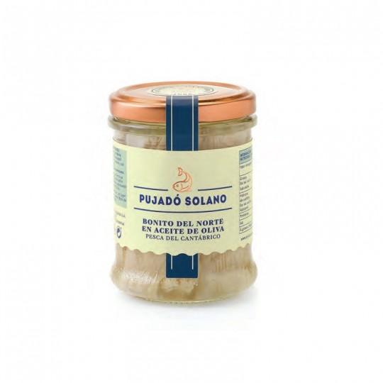 Pujado Solano - Filetti di Bonito del Norte in olio d'oliva