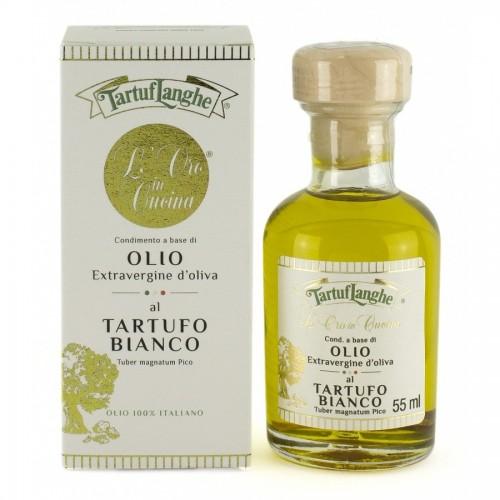 Tartuflanghe - Olio Extravergine di Oliva al Tartufo Bianco