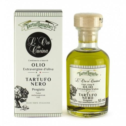 Tartuflanghe - Olio Extravergine di Oliva al Tartufo Nero Pregiato