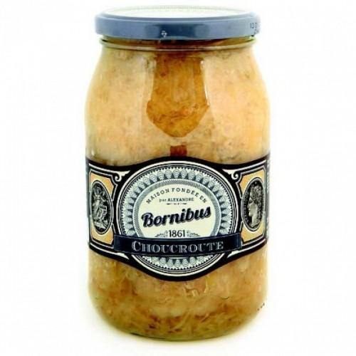 Bornibus - Crauti in salamoia