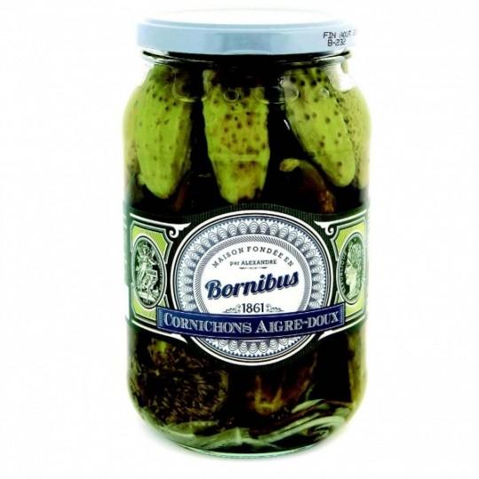 Bornibus - Cetrioli in agrodolce