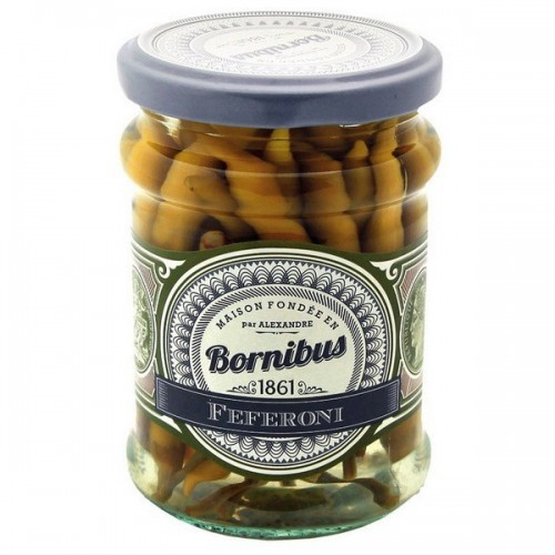 Bornibus - Peperoncini verdi in salamoia