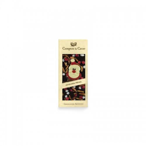 Comptoir Du Cacao - Tavoletta fondente spezie di Natale