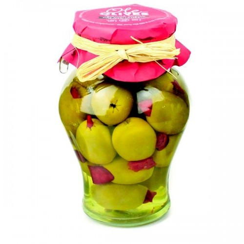 Don Gastronom - Olive Giganti con peperoncino