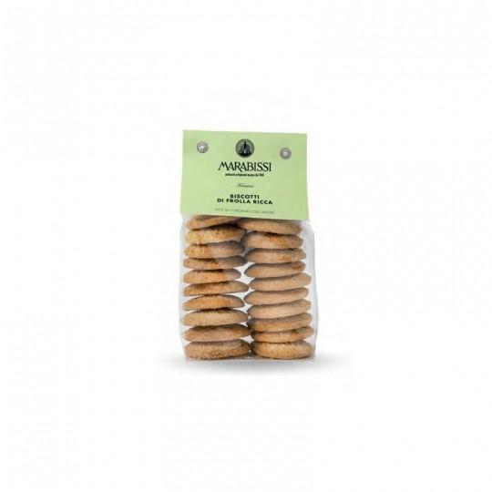 Marabissi - Biscotti di frolla ricca