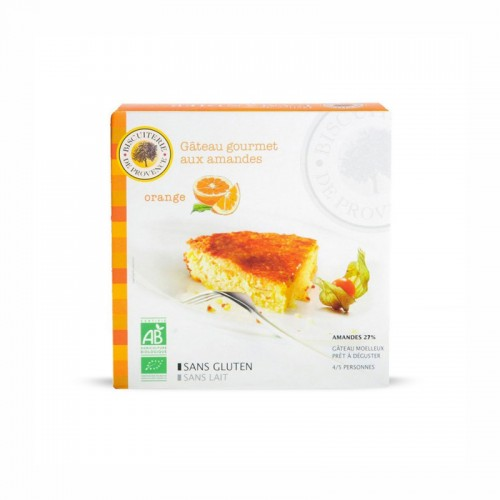 Biscuiterie de Provence - La torta in lattina BIO