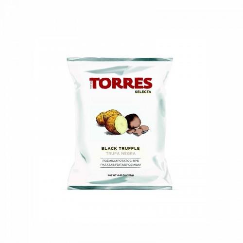 Torres - Patatine gourmet al tartufo nero 40 gr