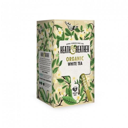 Heat & Heather - Linea Organic Range - Tè bianco