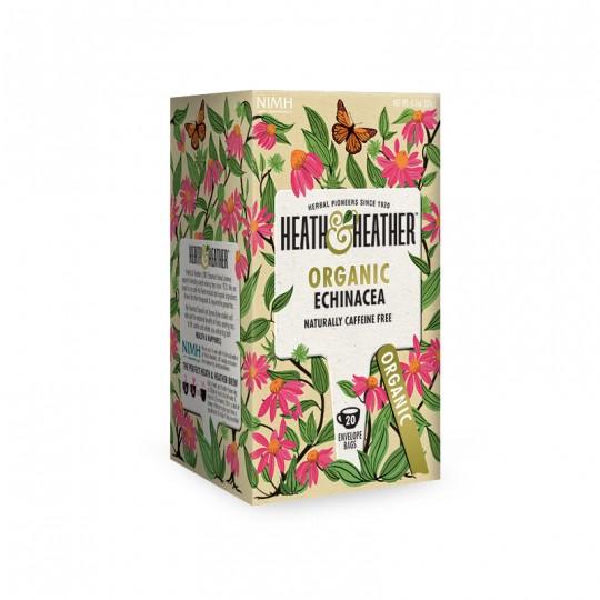 Heat & Heather - Linea Organic Range - Echinacea