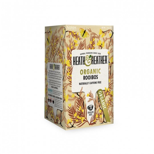 Heat & Heather - Linea Organic Range - Organic Rooibos