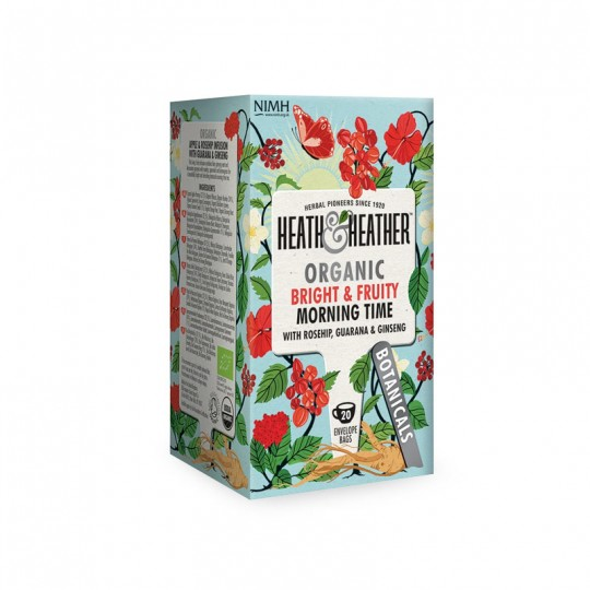 "Heat & Heather – Linea ""Invigorating""..."