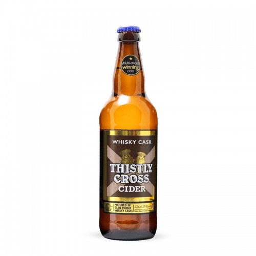 THISTLY CIDER - Sidro di Mele Scozzese Whisky Cider