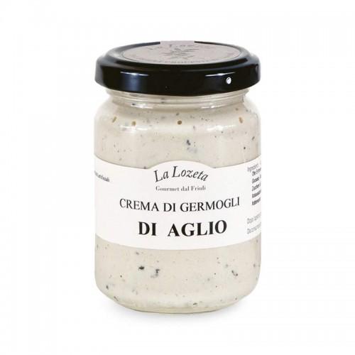 Livio Pesle - Crema ai germogli di aglio