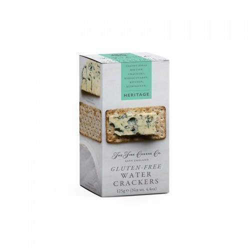 The Fine Cheese Co. - Crackers all'acqua cotti in forno a fiamma