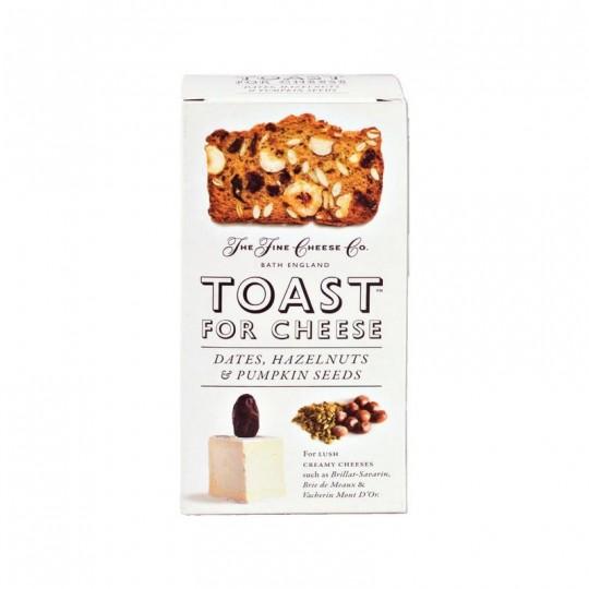 The Fine Cheese Co. - Toast per...