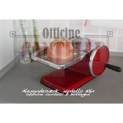 CANTELLI OFFICINE - Affettatrice ALEXANDERWERK Mod. 1061