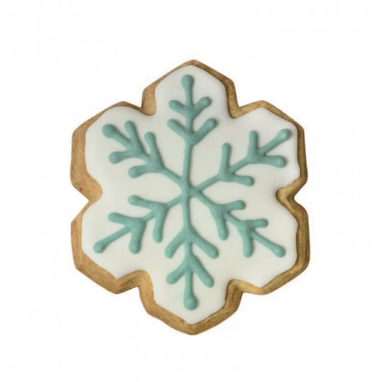 Il Mondo di Laura - Biscotto in pastafrolla Snow