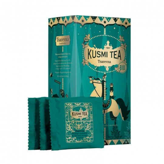 Kusmi Tea - Tsarevna in filtri