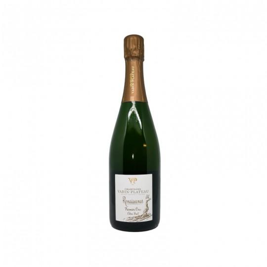 Vadin Plateau - Champagne Extra Brut Premier Cru Renaissance